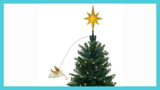 Significance of Christmas Tree Angel