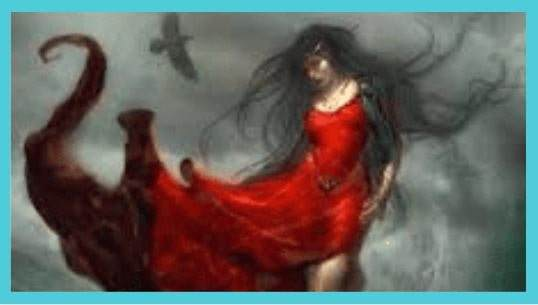 Significance of Morrighan