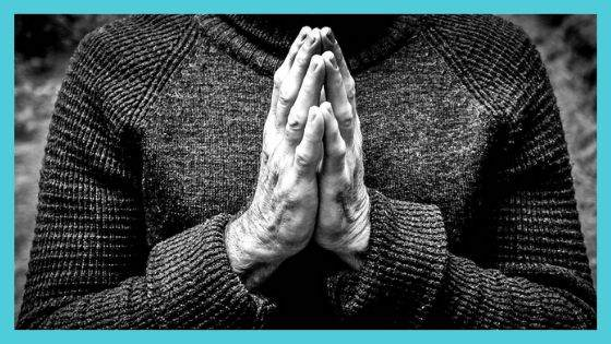 Symbolism of Praying Hands