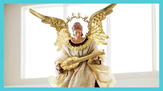 Traditions related to Christmas Tree Angel