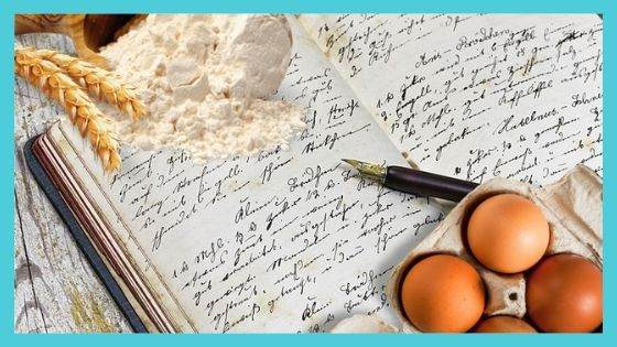 Witch Recipe Book – Using Grandma's Formulas of Cookery