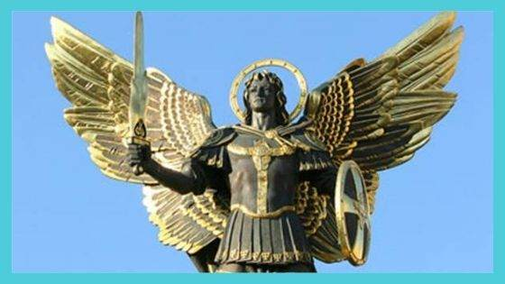 Archangel Michael Protection from Evil
