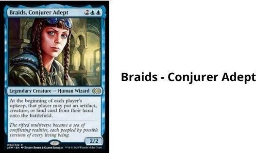 Braids Conjurer Adept