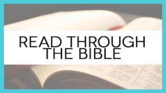 Choosing the Right Bible Read