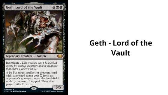 Geth Lord of the Vault