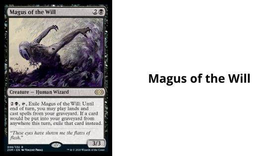 Magus of Will
