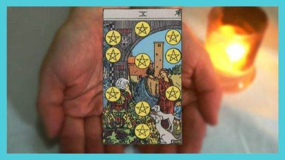 Meaning of Pentacles