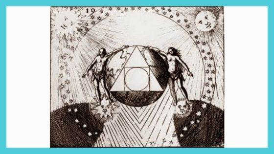 Philosophical Meaning of Squaring the Circle