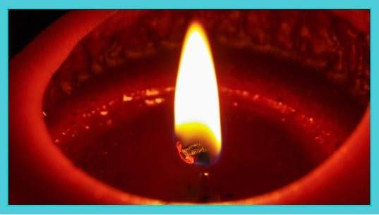 Prayers of Red Candles
