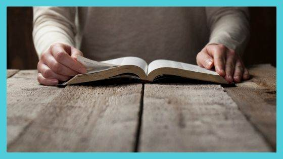 Read Through Bible Without Actual Reading