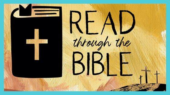 Why Read Through the Bible?