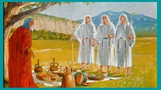 Genesis 18 KJV Version in the Bible