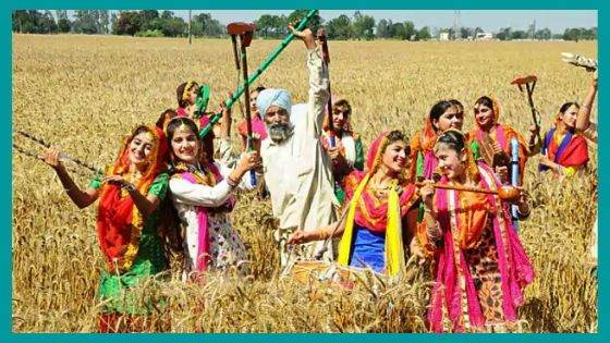How are the Baisakhi Celebrations Carried?