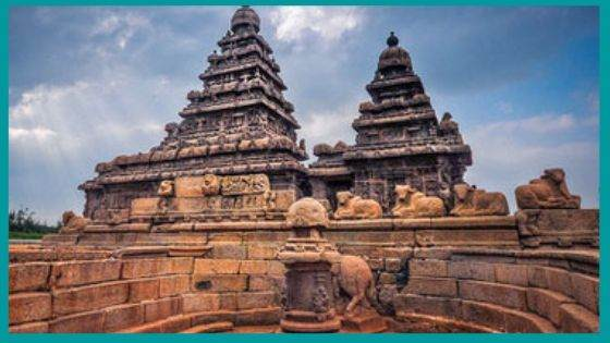 How is the Architecture of the Shore Temple?