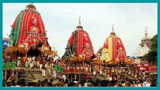 How is the Jagannath Rath Yatra Celebrated?
