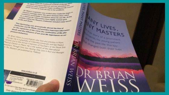 Plot of this Brian Weiss Book