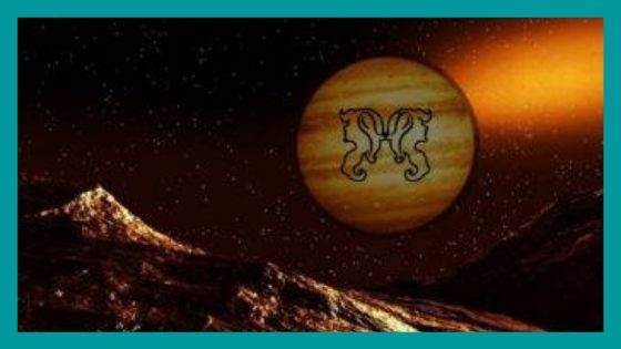 What are the Benefic and Malefic aspects of Jupiter for Gemini Sign?
