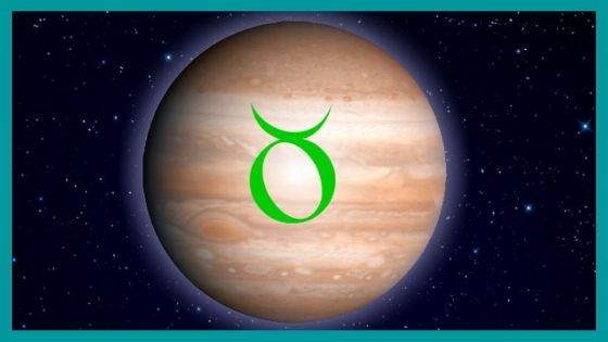 What are the Benefic and Malefic aspects of Jupiter for Taurus Sign?