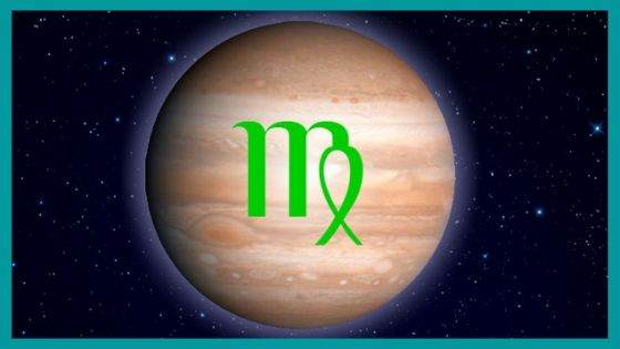 What are Benefic and Malefic aspects of Jupiter for Virgo Sign?