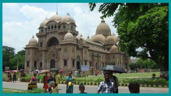What are the Timings at the Belur Math
