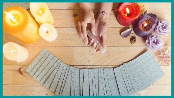 What are the different ways of cleaning Tarot Cards near me at Home