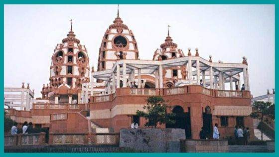 What are the points to remember while visiting ISKCON Temple Delhi?