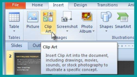 What is clipart?