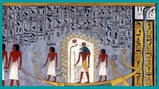 What is the History of Was Sceptre also known as Egyptian Staff?