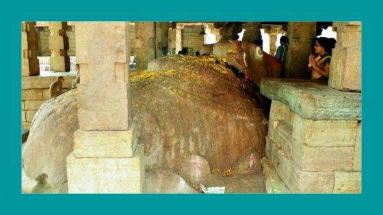 What is the Mystery of the Growing Nandi in Yaganti Temple