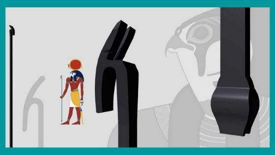 What is the Significance of Egyptian Staff Symbol?
