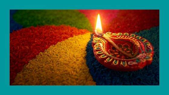 What is the Significance of drawing Rangoli for Diwali