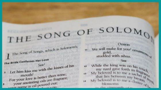 What is the Song of Solomon quotes