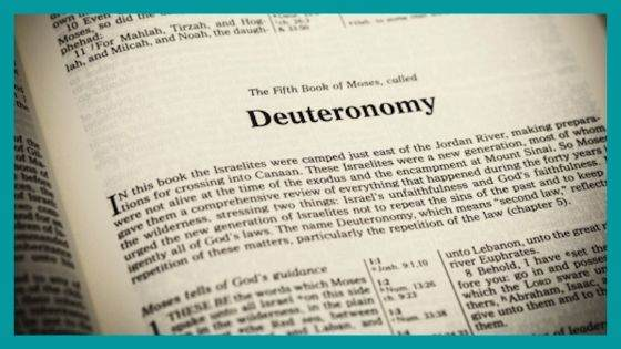 What is the development behind the Deuteronomist Theology?