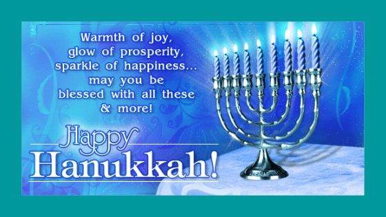 Where to find Hanukkah Greeting Cards and Messages