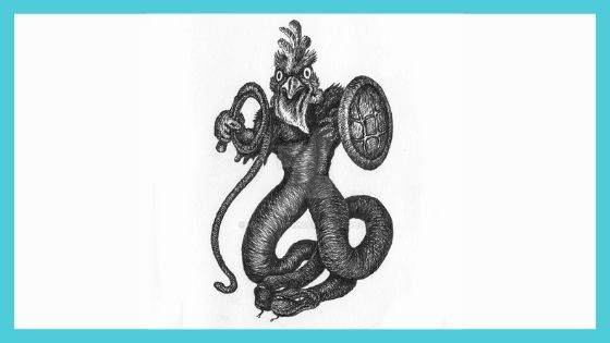 Abraxas Means Good and Evil