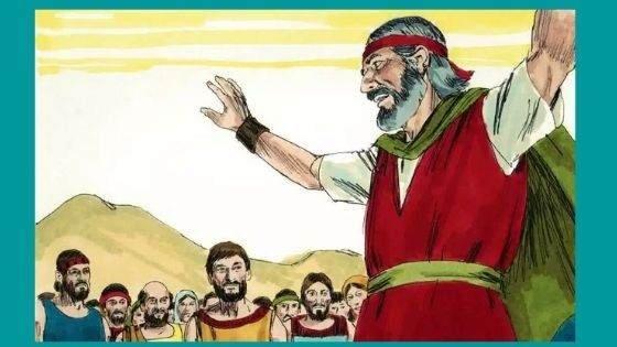 Exodus 17 KJV Version in the Bible