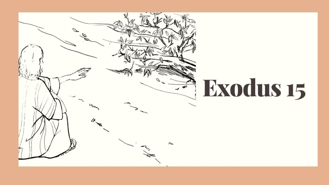 Exodus 15 (The Song of Moses) – WikiReligions