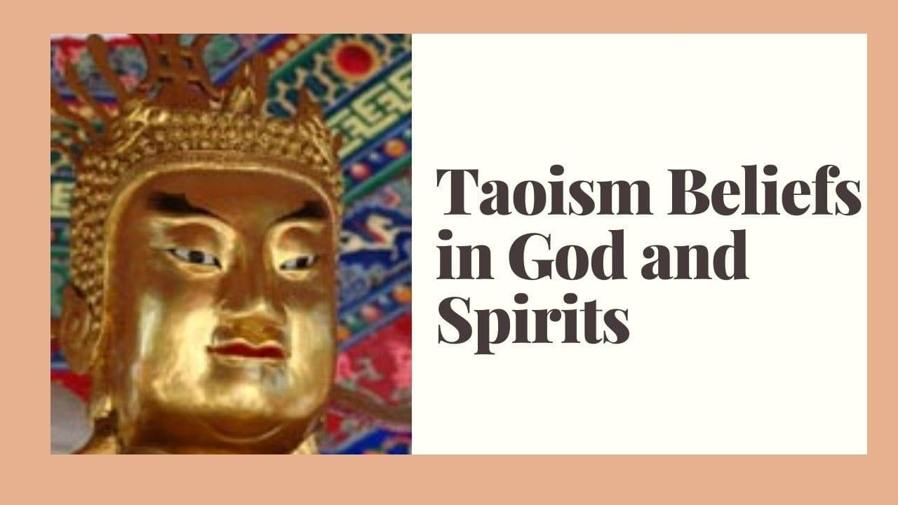 Taoism Beliefs in God and Spirits – WikiReligions