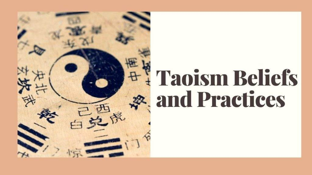 Taoism Beliefs and Practices – WikiReligions
