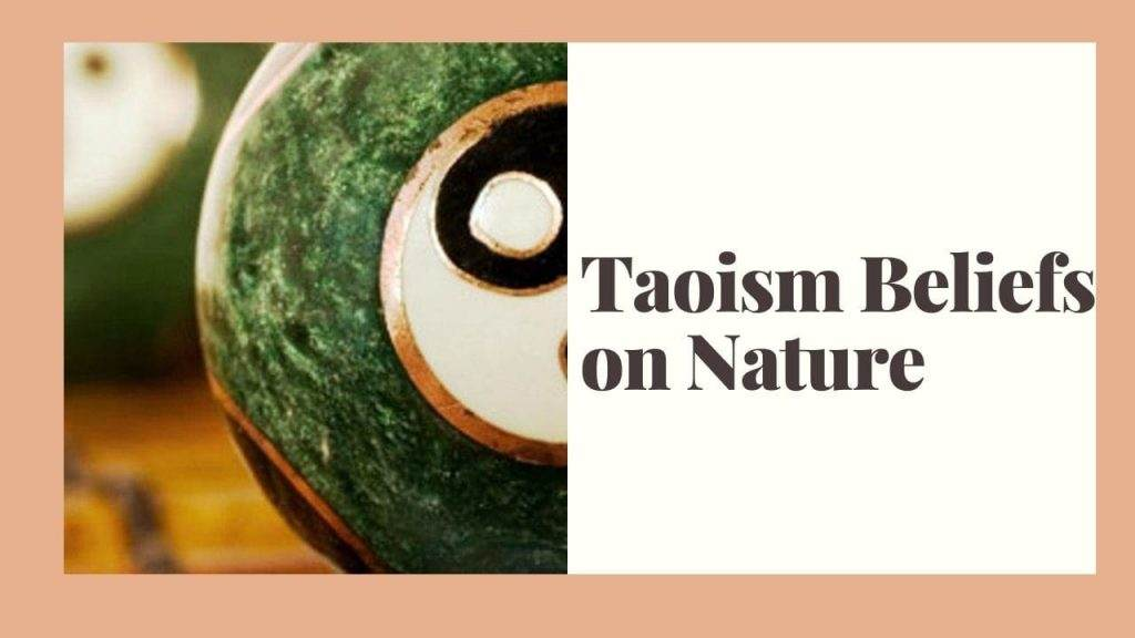 Taoism Beliefs on Nature – WikiReligions