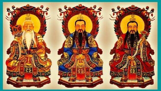 Taoism Beliefs in God and Spirits