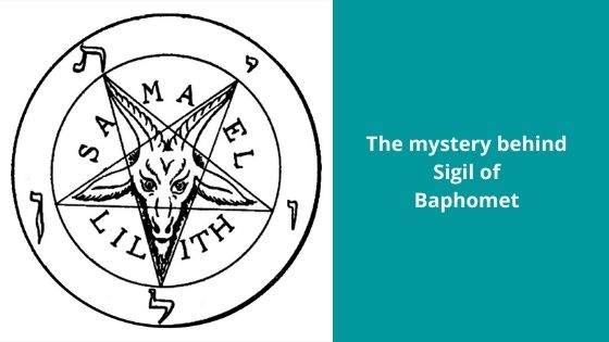 The mystery behind Sigil of Baphomet