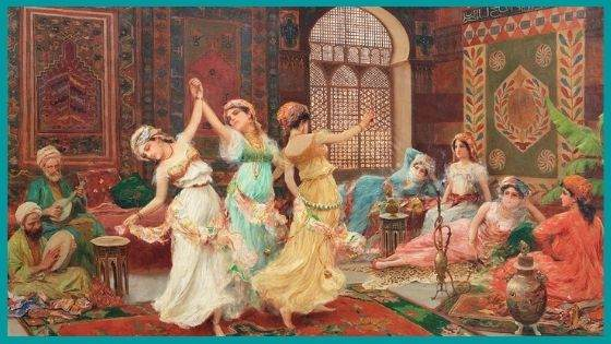 What is the mystery of harem