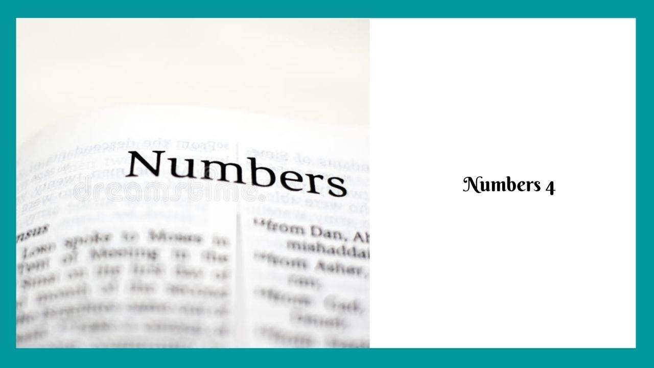 Numbers 5 (The Purity of the Camp) – WikiReligions
